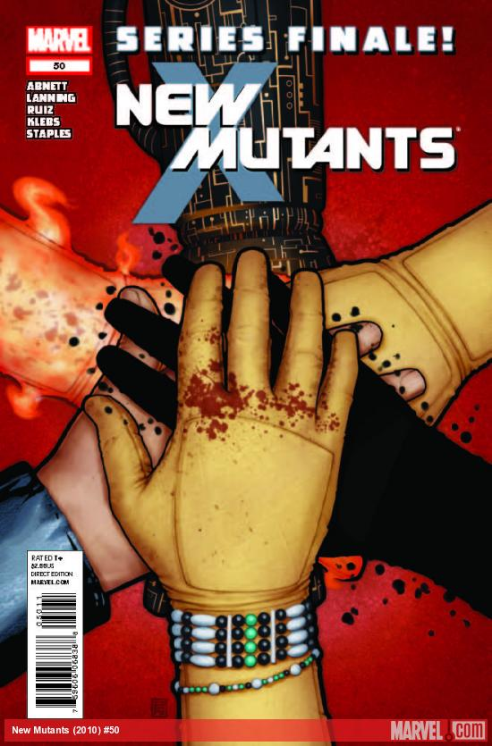 NEW MUTANTS 50