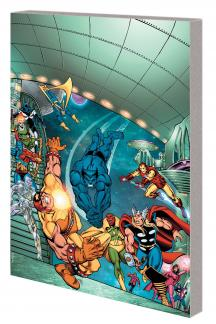 Guardians of the Galaxy: Tomorrow's Avengers (Trade Paperback)