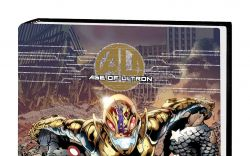AGE OF ULTRON HC (WITH DIGITAL CODE)