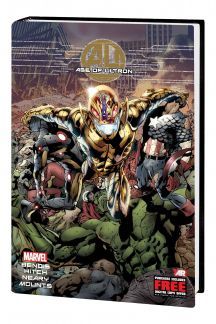 AGE OF ULTRON HC (WITH DIGITAL CODE) (Hardcover)