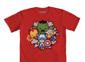 Check Out WeLoveFine's Marvel Selection