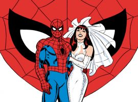 Chart 75 Years of Romance in the Marvel Universe