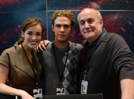 Marvel's Agents of S.H.I.E.L.D.'s at NYCC 2014