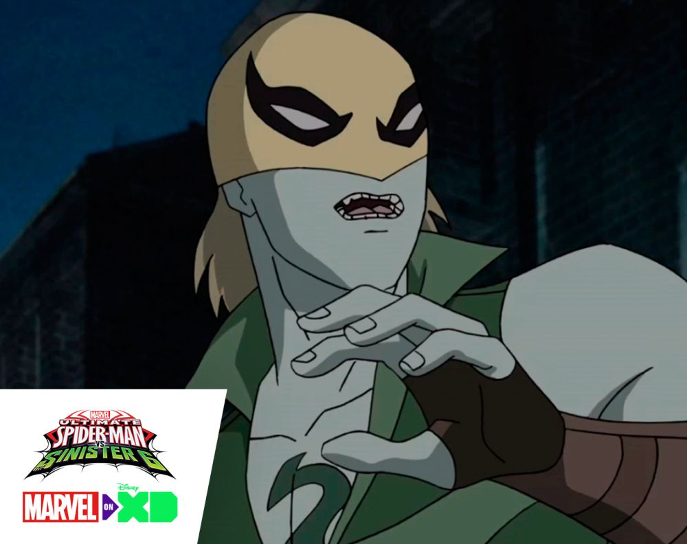 Marvel's Ultimate Spider-Man vs. The Sinister 6
