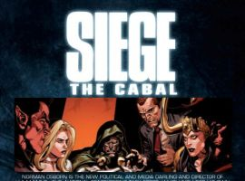 Siege: The Cabal (2010) #1
