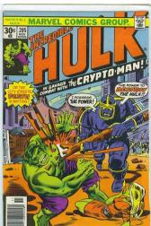 Incredible Hulk #205