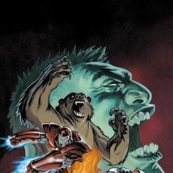 Hulk: Winter Guard One-Shot (2009)