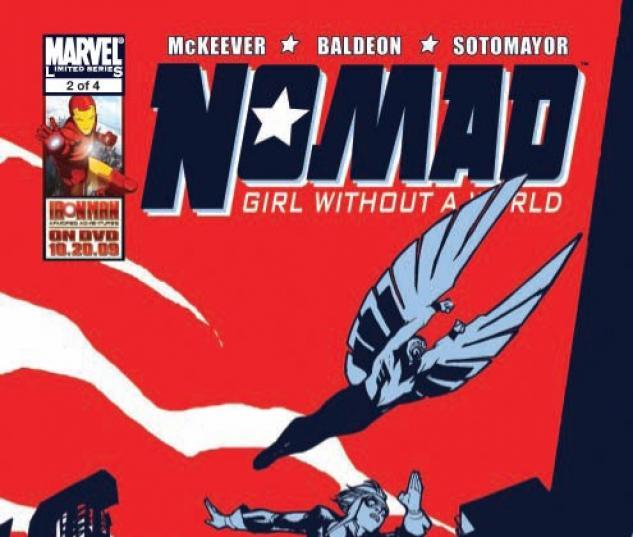 Nomad: Girl Without a World (2009) #2