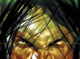 DARK REIGN: THE LIST - HULK COVER