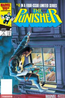 Punisher (1986) #4