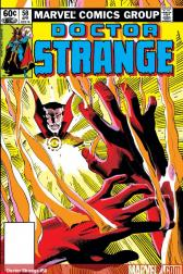 Dr. Strange #58 