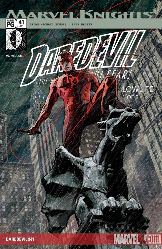 DAREDEVIL #41