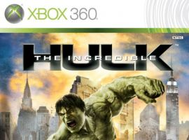 Incredible Hulk video game for Xbox 360