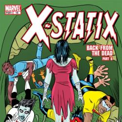 X-Statix Vol. 3: Back from the Dead (2004)