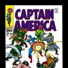 CAPTAIN AMERICA #104 COVER