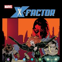 X-FACTOR VOL. 2: LIFE AND DEATH MATTERS #0