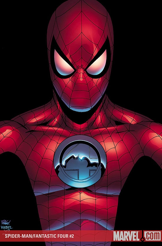 Spider-Man and the Fantastic Four (2007) #2