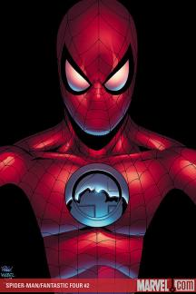 Spider-Man and the Fantastic Four #2