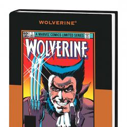 WOLVERINE BY CLAREMONT &amp; MILLER PREMIERE HC COVER