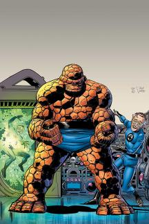 Stan Lee Meets the Thing #1