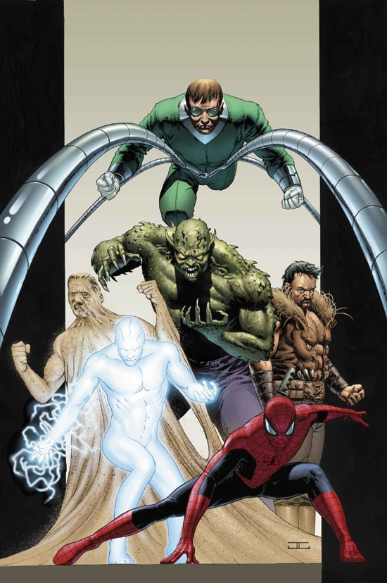 ULTIMATE SIX (2003) #7 COVER
