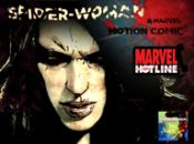 Marvel Hotline: Alex Maleev & SPIDER-WOMAN