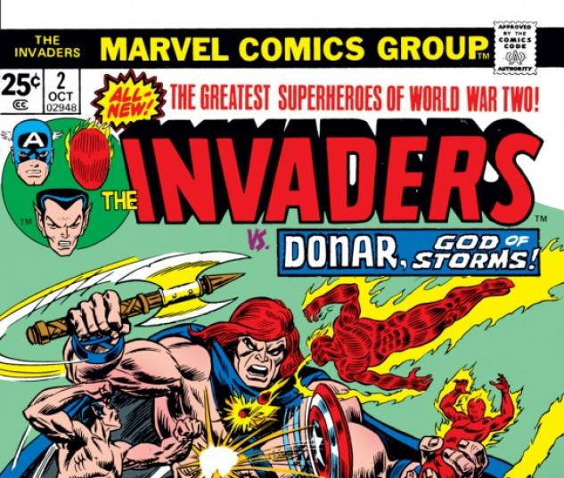 Invaders, The #2