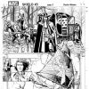 S.H.I.E.L.D. #3 black and white preview art by Dustin Weaver 1
