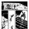 THUNDERBOLTS #148 black and white preview art by Declan Shalvey 4