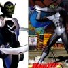 Marvel vs. Capcom 3 alternate costume: Ultimate Super-Skrull