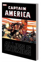 Captain America: Allies &amp; Enemies (Trade Paperback)