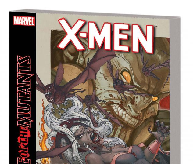 X-MEN: CURSE OF THE MUTANTS — MUTANTS VS. VAMPIRES TPB