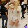 Dragon*Con 2011: Emma Frost Costumer