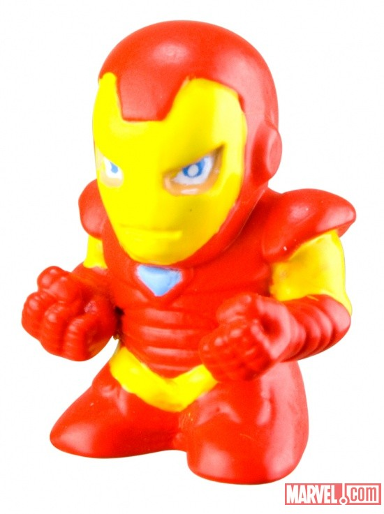 Marvel Squinkies- Iron Man