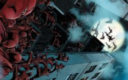 Avenging Spider-Man #6 preview art