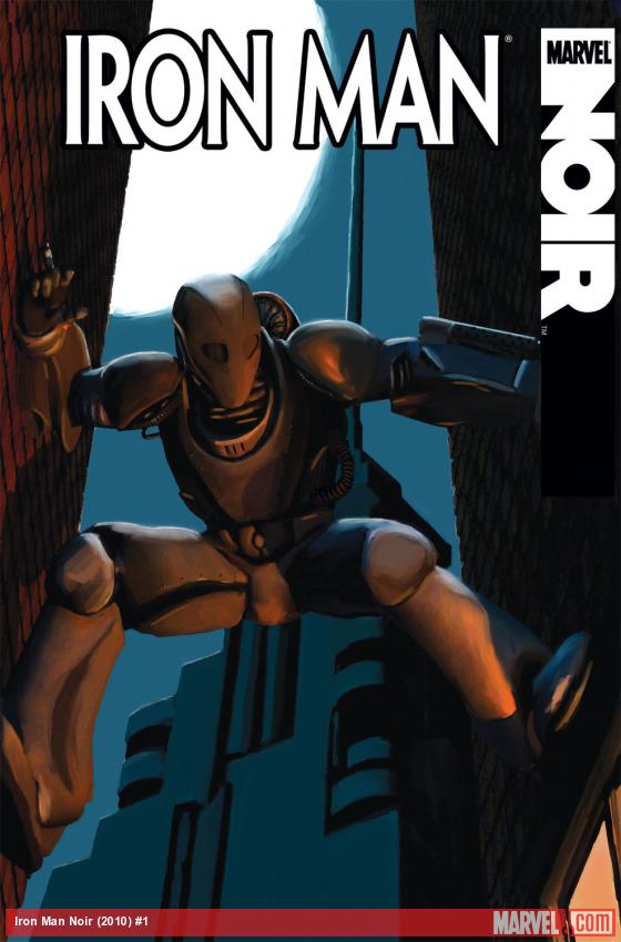 Iron Man Noir (2010) #1