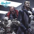 First Look: Deadpool, Punisher and Blade Marvel Legends