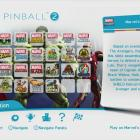 Screenshot from Marvel Pinball for the Wii U.
