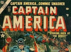 Captain America (1941) #77 cover