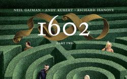 1602 (2003) #2 Cover