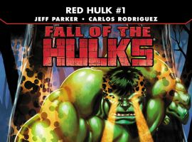Fall of the Hulks: Red Hulk (2009) #1