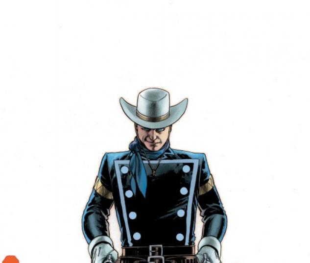 Rawhide Kid (2010) #1 cover by John Cassaday