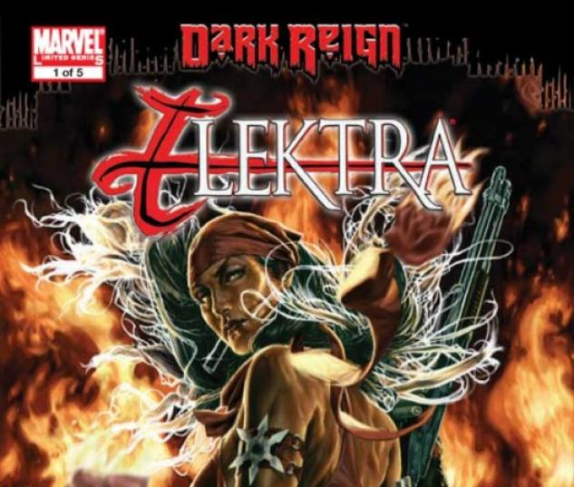DARK REIGN: ELEKTRA  #1