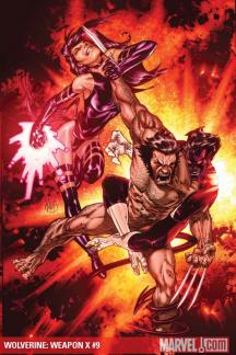 Wolverine Weapon X (2009) #9