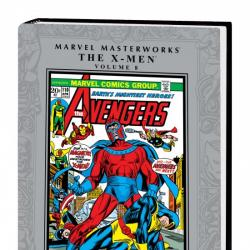 MARVEL MASTERWORKS: THE X-MEN VOL. 8 HC