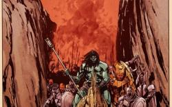 SKAAR: SON OF HULK #7 (2ND PRINTING VARIANT)