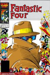 Fantastic Four #296 