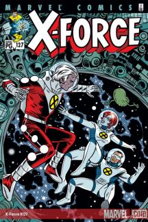 X-Force: Famous, Mutant & Mortal (Hardcover)