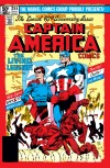 Captain America (1968) #255