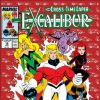 EXCALIBUR #18 COVER